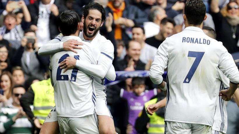 Os três jogadores que pretendem deixar o Real Madrid - Visão de Mercado b975ab2c2fb44