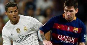 Liga dos Campeões  Ronaldo mais decisivo que Messi 86f451f31c638