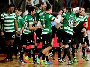 Sporting é campeão nacional de Andebol 1dcd446607d65