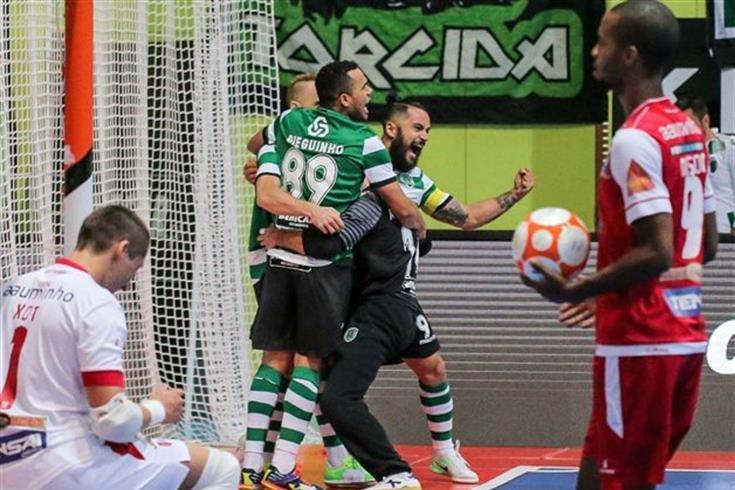 Sporting é bicampeão nacional de futsal  Merlim fez a diferença numas  finais equilibradas - Visão de Mercado 503da3bfbfb00