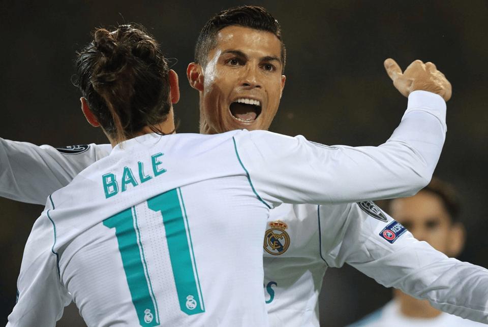 Grande noite para Bale 968ad1130ef21