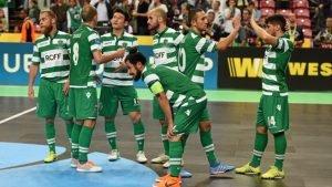 Sporting organiza Ronda de Elite da UEFA Futsal Cup a31986ffdee5f