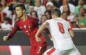 Portugal 2-0 Suíça (Djourou 42′ p.b. e André Silva 57′) d5a1e1d030c08