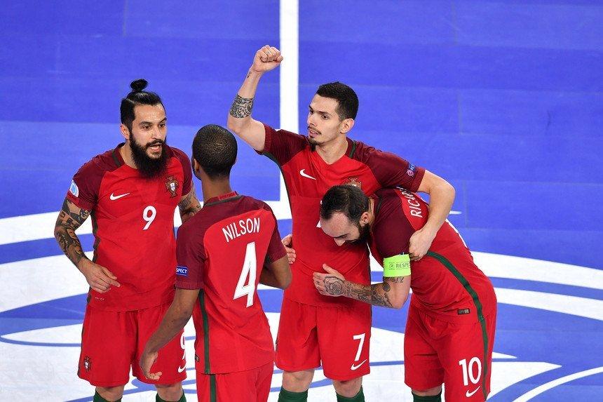 Portugal conquista Europeu de Futsal deeba33dd8976