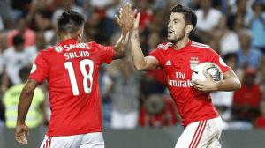 28a08efa0e PAOK 1-4 Benfica (Prijovic 13′  Jardel 20′
