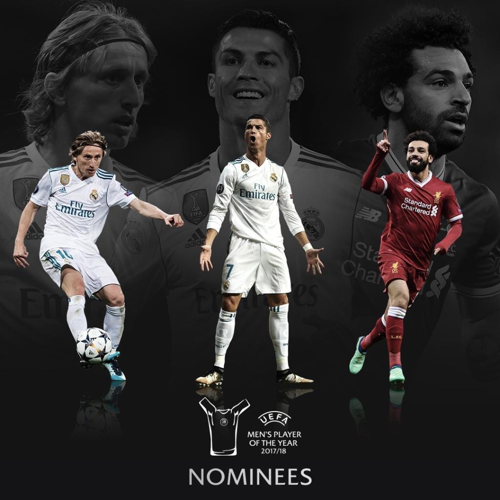 Não há um vencedor claro. Ronaldo foi o melhor marcador da Champions 9faf95549da1c