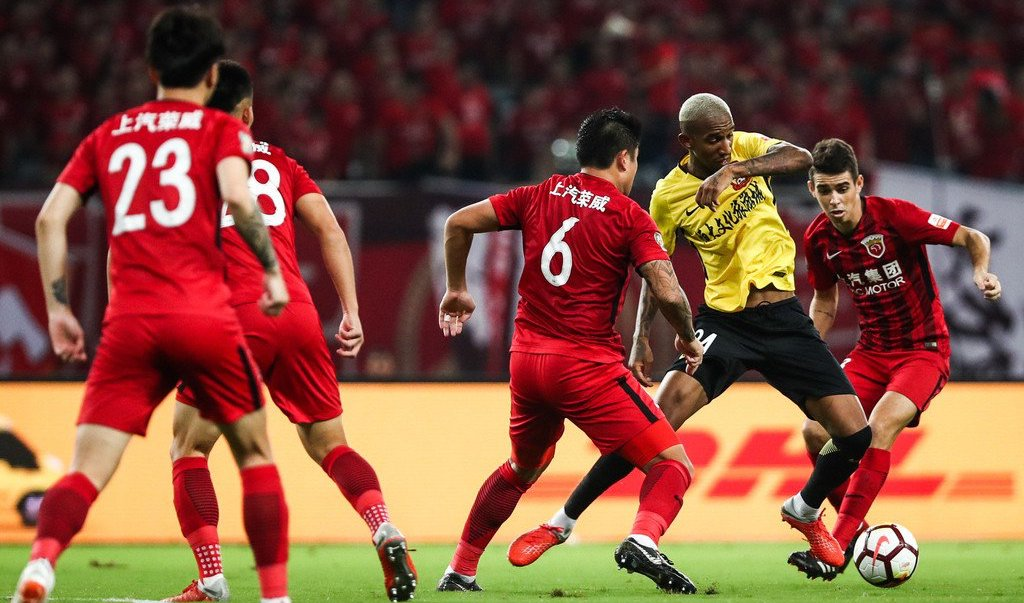 Image result for guangzhou evergrande shanghai sipg