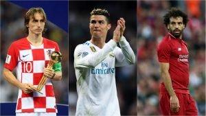 É a 1.ª vez desde 2007 que Messi não vai ficar no pódio dos melhores do  Ano ee9160420dc5b