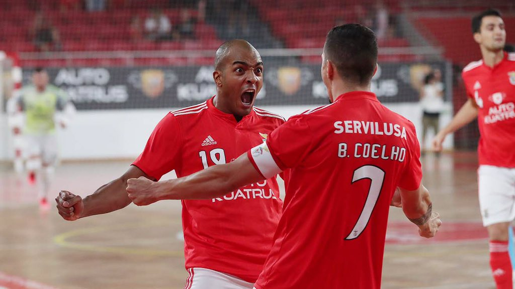 Benfica leva a melhor no dérbi de futsal 1e658c4573a0d