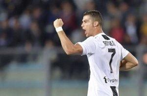 0d3e90d984 Ronaldo bisa mas Gervinho trava Juventus
