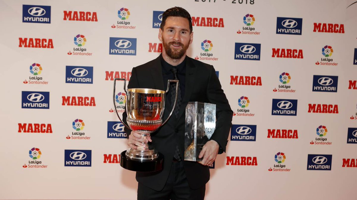 c29af77eef Messi é o Rei da La Liga