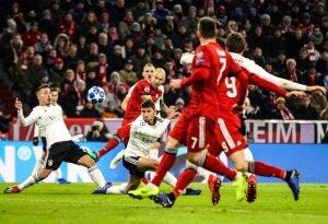 b434dd19e6 Benfica fora da Champions e humilhado pelo Bayern