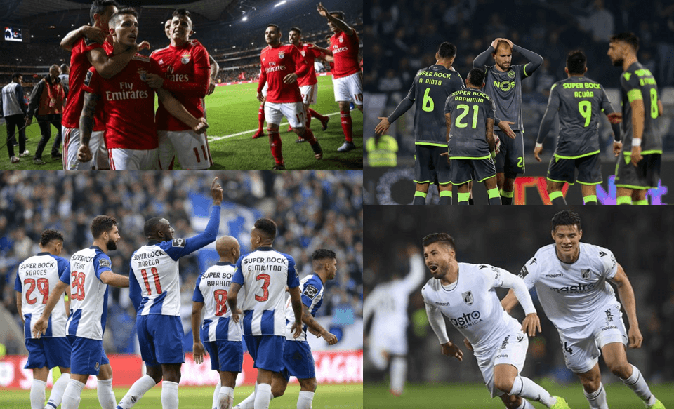 Benfica supera os dois Sporting de uma assentada 568c5b71c850b