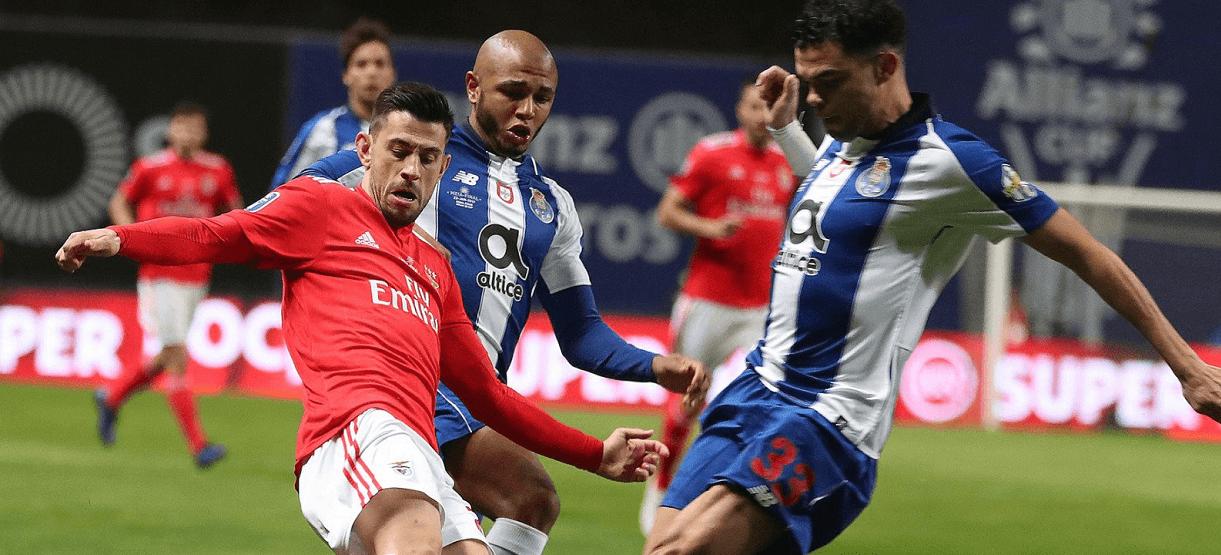 Clássico emotivo e recheado de lances caiu para o FC Porto 6d0d240dcfe9