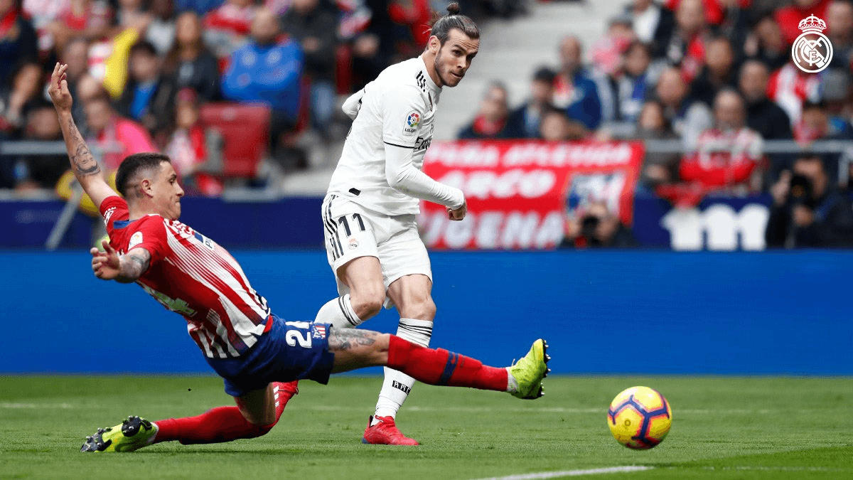 Real Madrid Atlético de Madrid 568771970a424