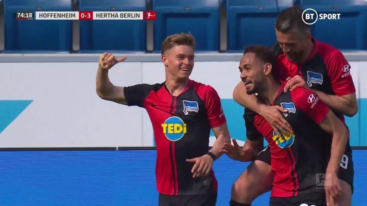 Vídeo: Matheus Cunha marca golaço; RB Leipzig tropeça em casa ...